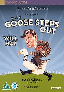 The Goose Steps Out (1942) artwork