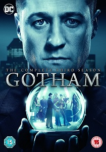 Gotham: Season 3 artwork
