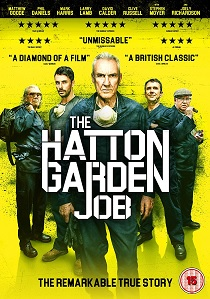 The Hatton Garden Job (2017) artwork