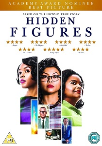 Hidden Figures (2017) artwork