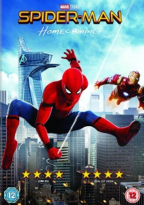 Spider-Man: Homecoming (2017) artwork