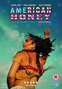 American Honey (2016) artwork
