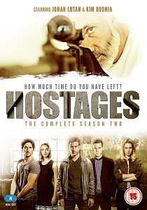 Hostages: The Complete Season 2 (2017) artwork