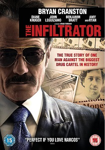 The Infiltrator artwork
