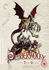 Jabberwocky: The Criterion Collection artwork