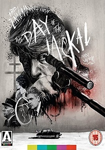 The Day Of The Jackal (1973) artwork