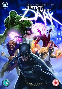 Justice League Dark (2016) artwork