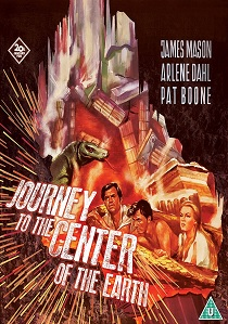 Journey To The Center Of The Earth: Eureka Classics (1959) artwork