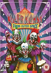 Killer Klowns From Outer Space artwork