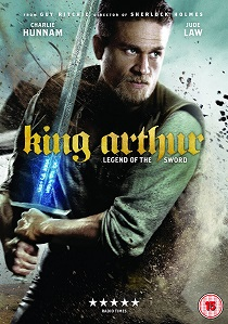 King Arthur: Legend of the Sword (2017) artwork