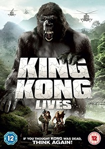 King Kong Lives (2016) artwork