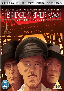 The Bridge On The River Kwai: 60th Anniversary (1957) artwork