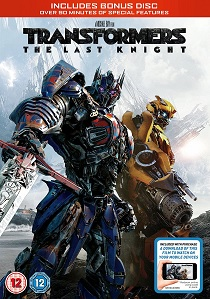 Transformers: The Last Knight (2017) artwork