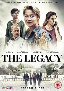 The Legacy: Season 3 artwork