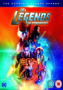 DC Legends of Tomorrow: Season 2 (2017) artwork