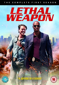 Lethal Weapon: Season 1 (2017) artwork