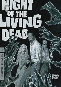Night Of The Living Dead: The Criterion Collection (1968) artwork