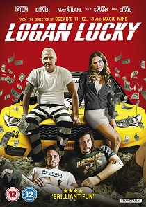 Logan Lucky (2017) artwork