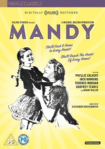Mandy: 65th Anniversary Digitally Restored (1952) artwork