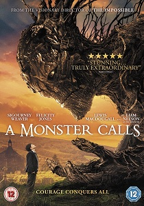 A Monster Calls (2016) artwork