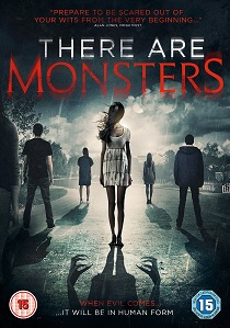 There Are Monsters (2013) artwork