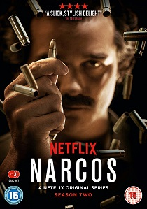 Narcos: Season 2 artwork