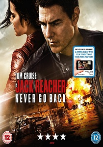 Jack Reacher: Never Go Back (2016) artwork