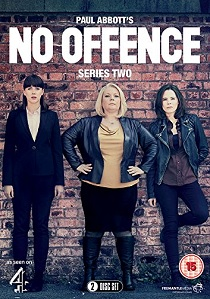 No Offence artwork