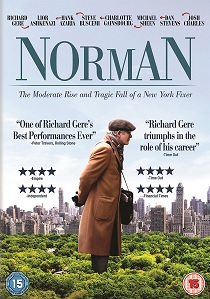 Norman: The Moderate Rise And Tragic Fall Of A New York Fixer (2017) artwork