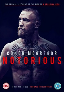 Conor McGregor: Notorious (2017) artwork