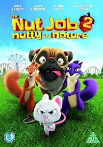Nut Job 2: Nutty By Nature (2017) artwork