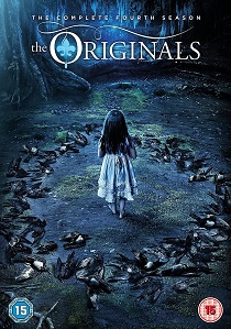 The Originals: Season 4 (2017) artwork