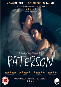 Paterson (2016) artwork