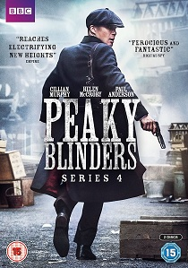 Peaky Blinders: Series 4 (2017) artwork