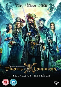 Pirates of the Caribbean: Salazar's Revenge artwork