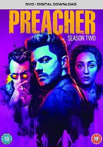 Preacher: Season 2 (2017) artwork