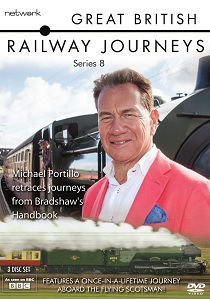 Great British Railway Journeys: Series 8
