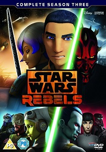 Star Wars Rebels: The Season 3 (2017) artwork