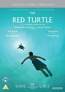The Red Turtle (2017) artwork