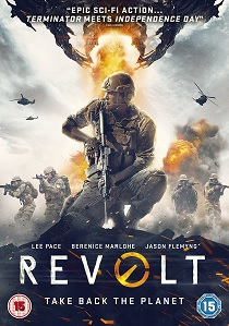Revolt (2017) artwork