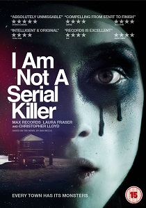 I Am Not A Serial Killer artwork