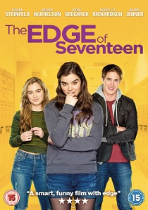 The Edge of Seventeen (2016) artwork