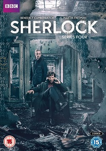 Sherlock: Series 4 (2016) artwork