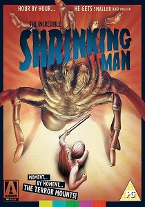 The Incredible Shrinking Man (1957) artwork