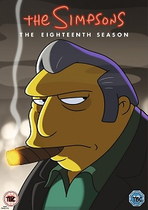 The Simpsons: Season 18 (2005) artwork