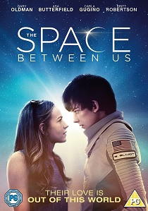 The Space Between Us (2017) artwork