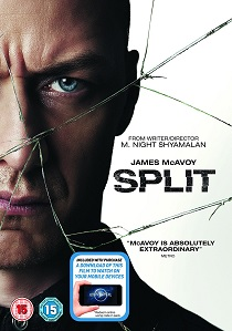 Split artwork