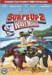 Surf's Up 2 - Wavemania (2017) artwork