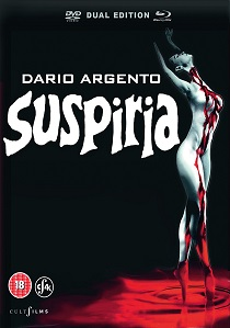 Suspiria: 4K-Restored Limited Collectors Edition (1977) artwork