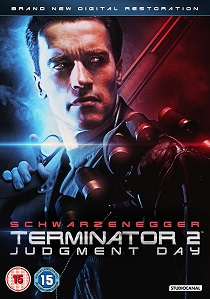 Terminator 2: Judgment Day (1991) artwork